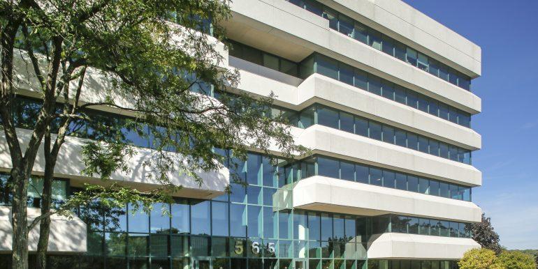 565 Taxter Full Building Exterior
