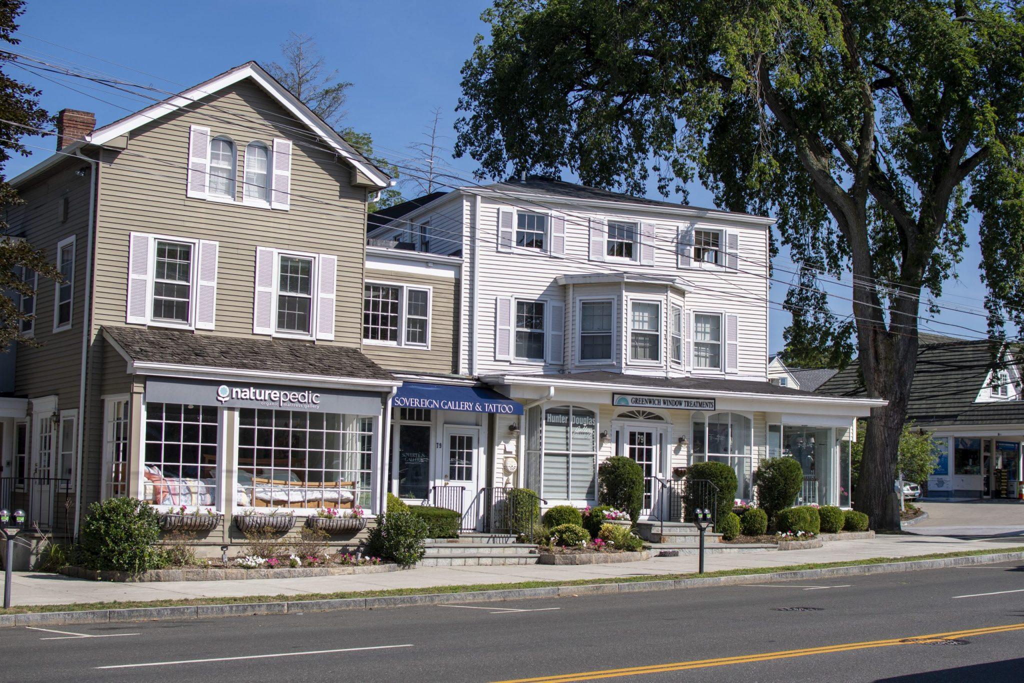 79 East Putnam Avenue – Greenwich, CT 06830 – 2,023 sq. ft.