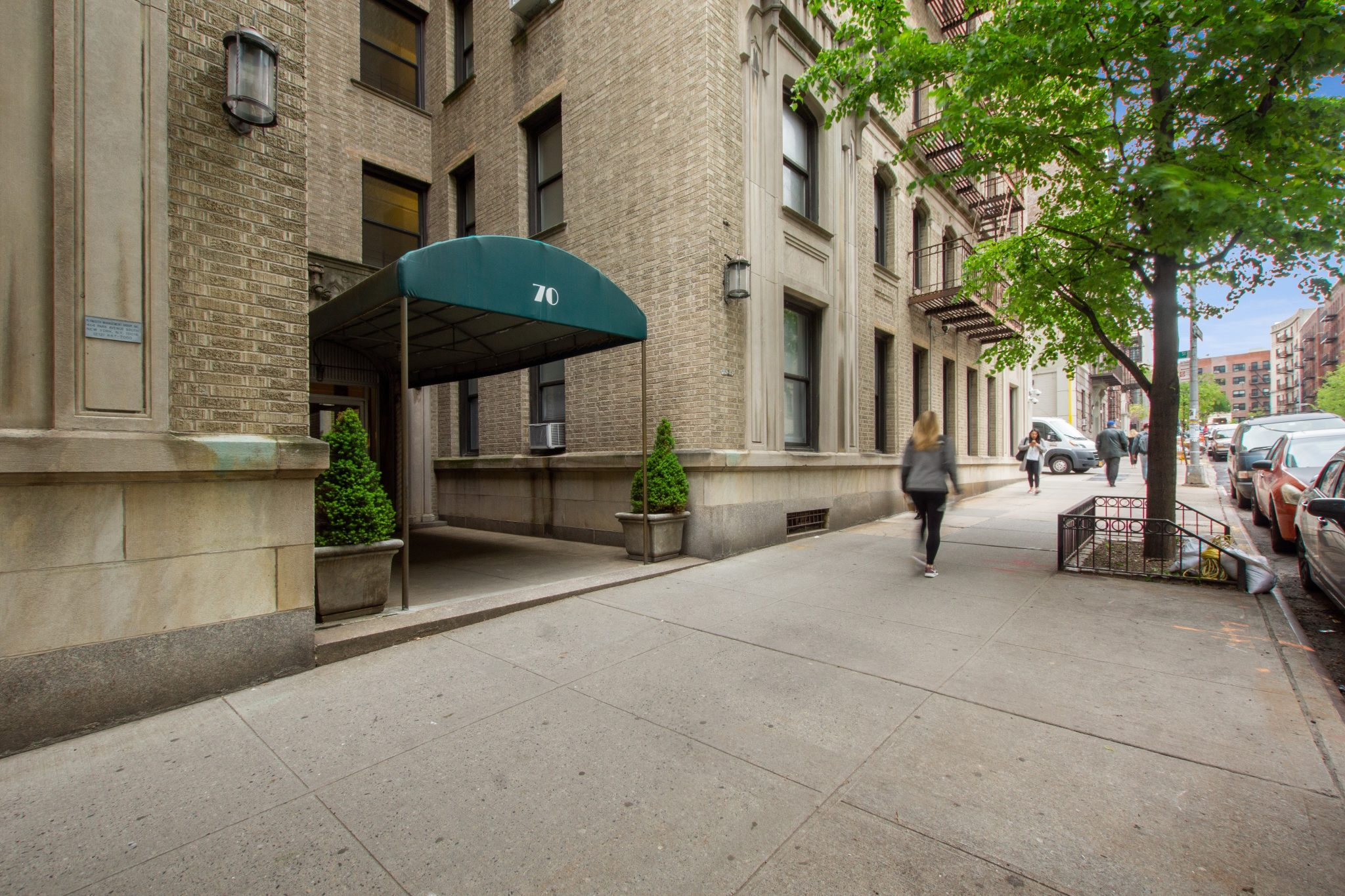 70 Haven Avenue Apt. 1A New York, NY  10032