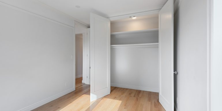 Large Bedroom and Closet